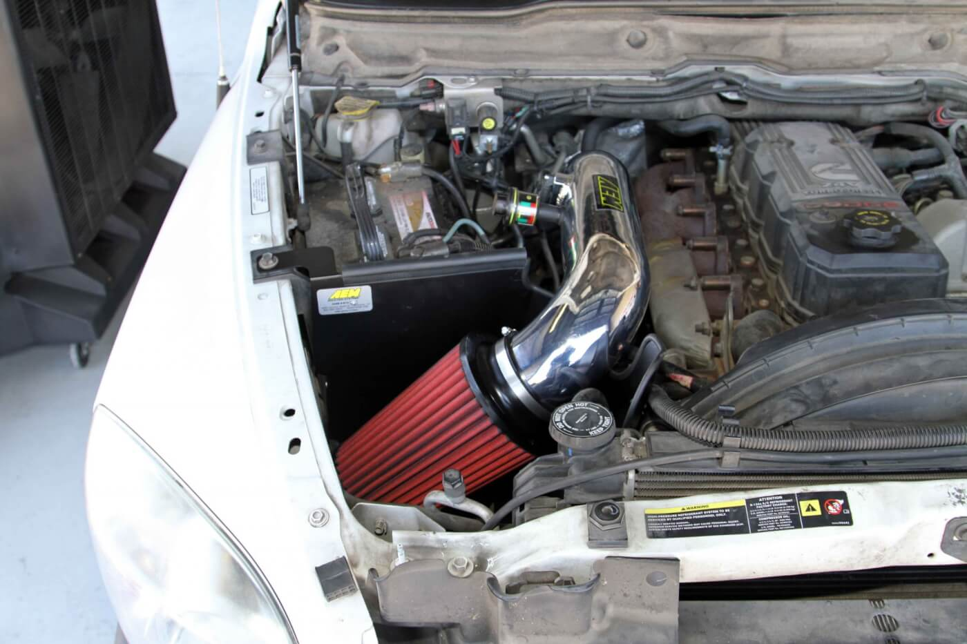 WORKIN' IT: Fast And Easy Dodge Work Truck Upgrades For More