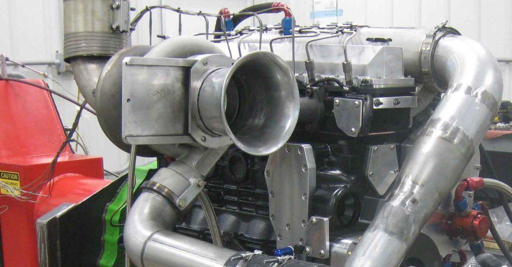 single-turbo engines