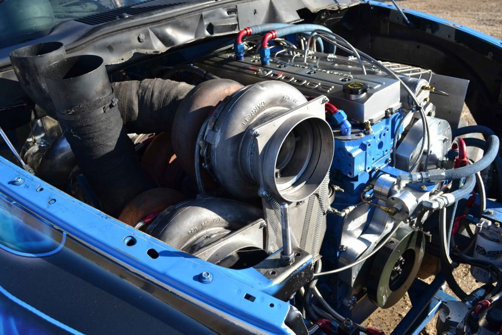 extreme competition diesel engines