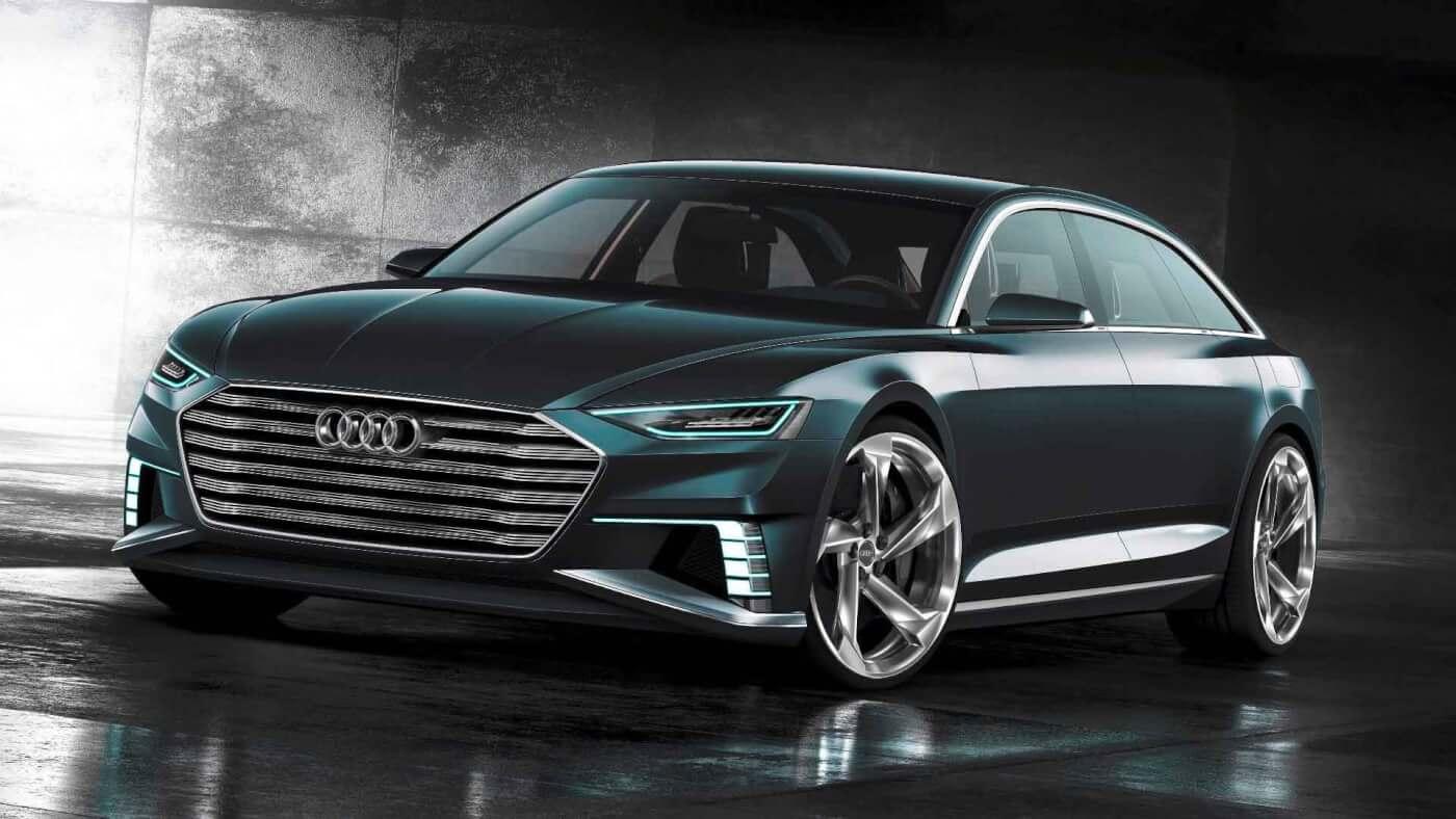 Audi Diesel Hybrid Concept