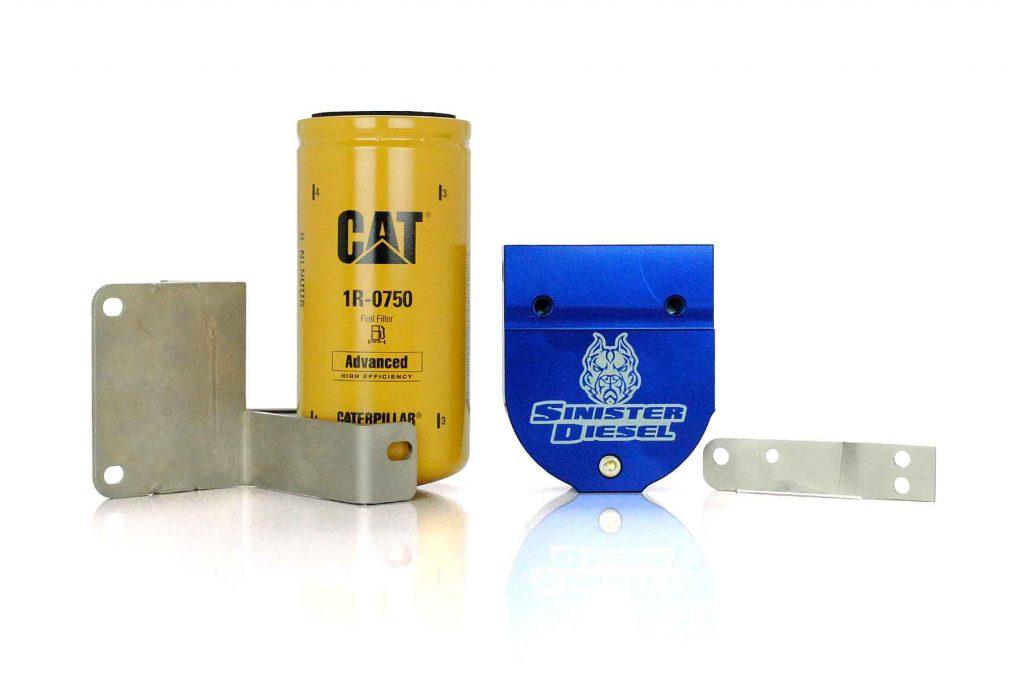 Cummins CAT Filter Adaptor