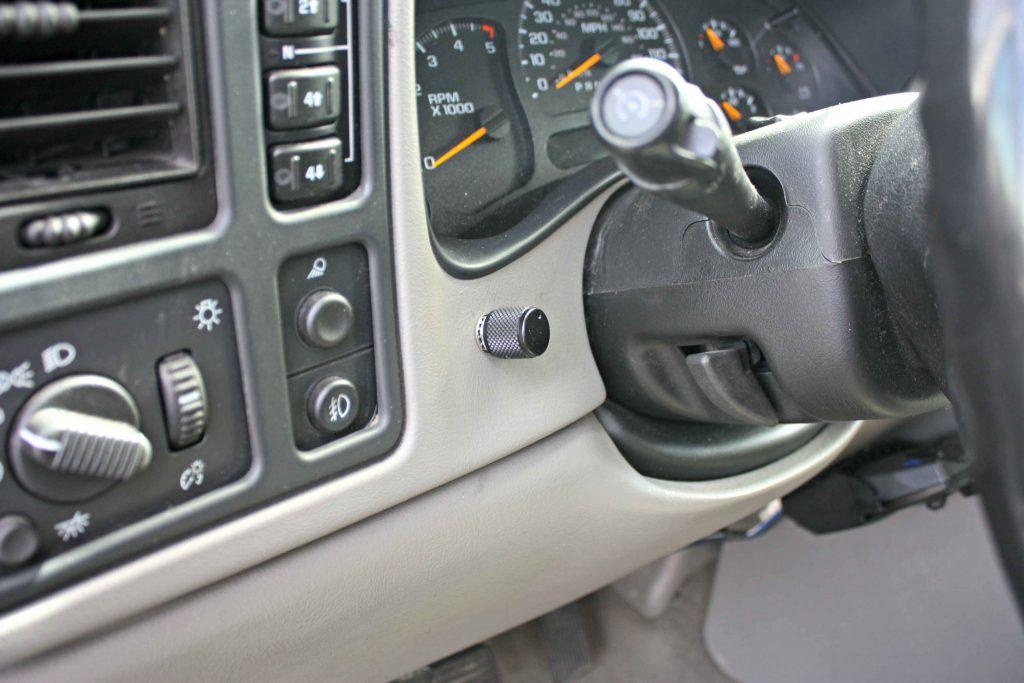 cab DSP5 control