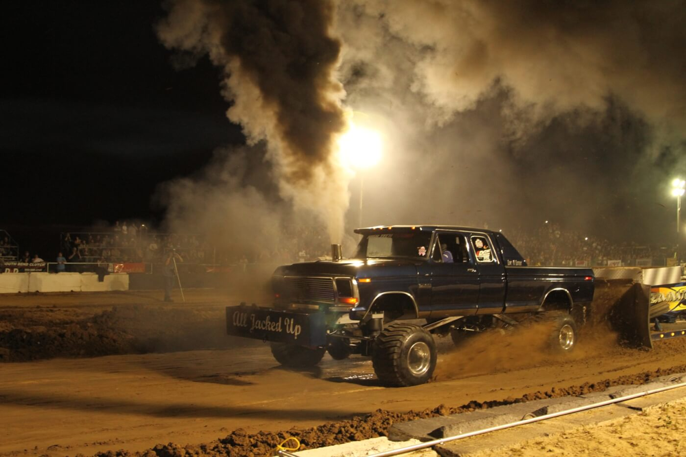1979 Ford with an International DT466 engine