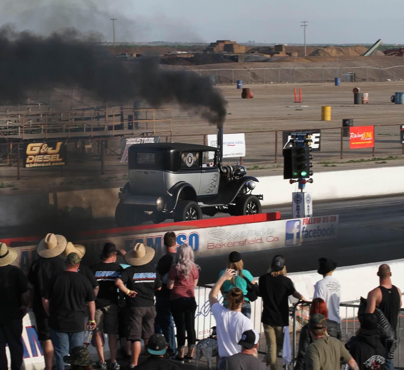 MBRP Diesel Drag Racing