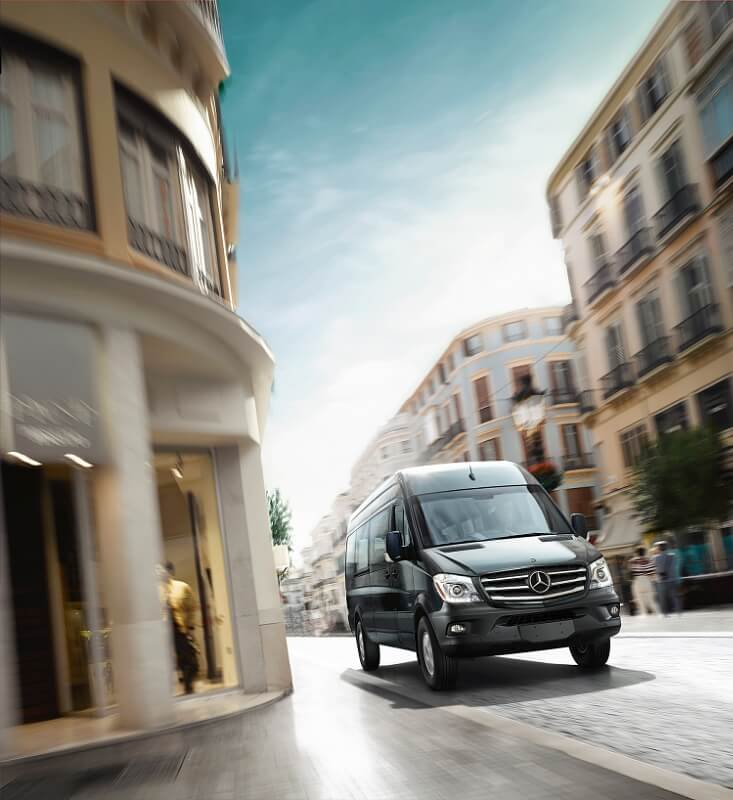 Mercedes-Benz Vans to invest around $500 million in new van plant in South Carolina, U.S. (PRNewsFoto/Daimler Corporate Communications)