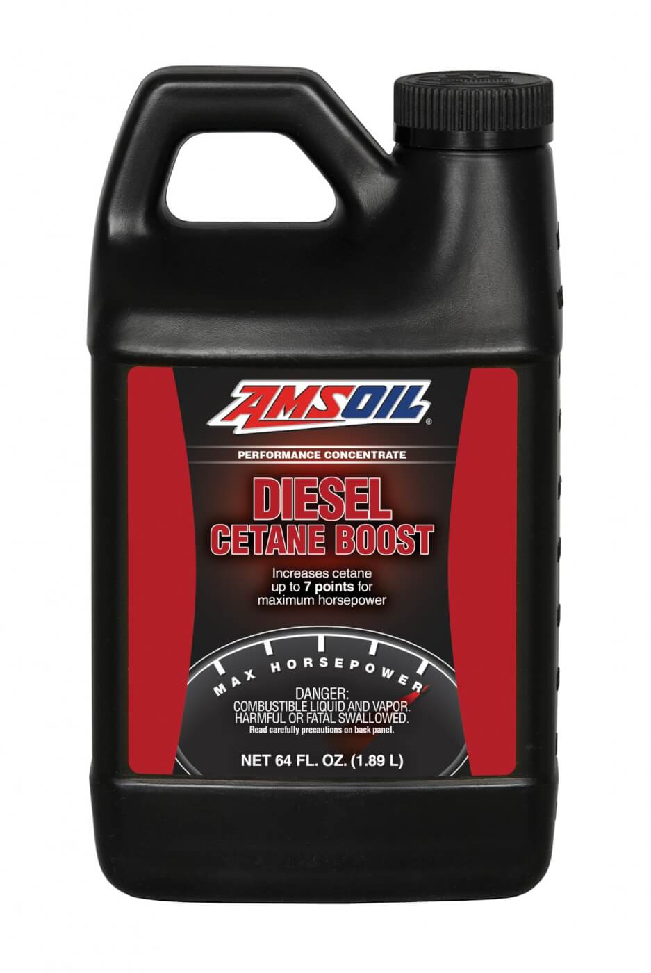Amsoil Diesel Cetane Boost Now Offered In Half-Gallon Size