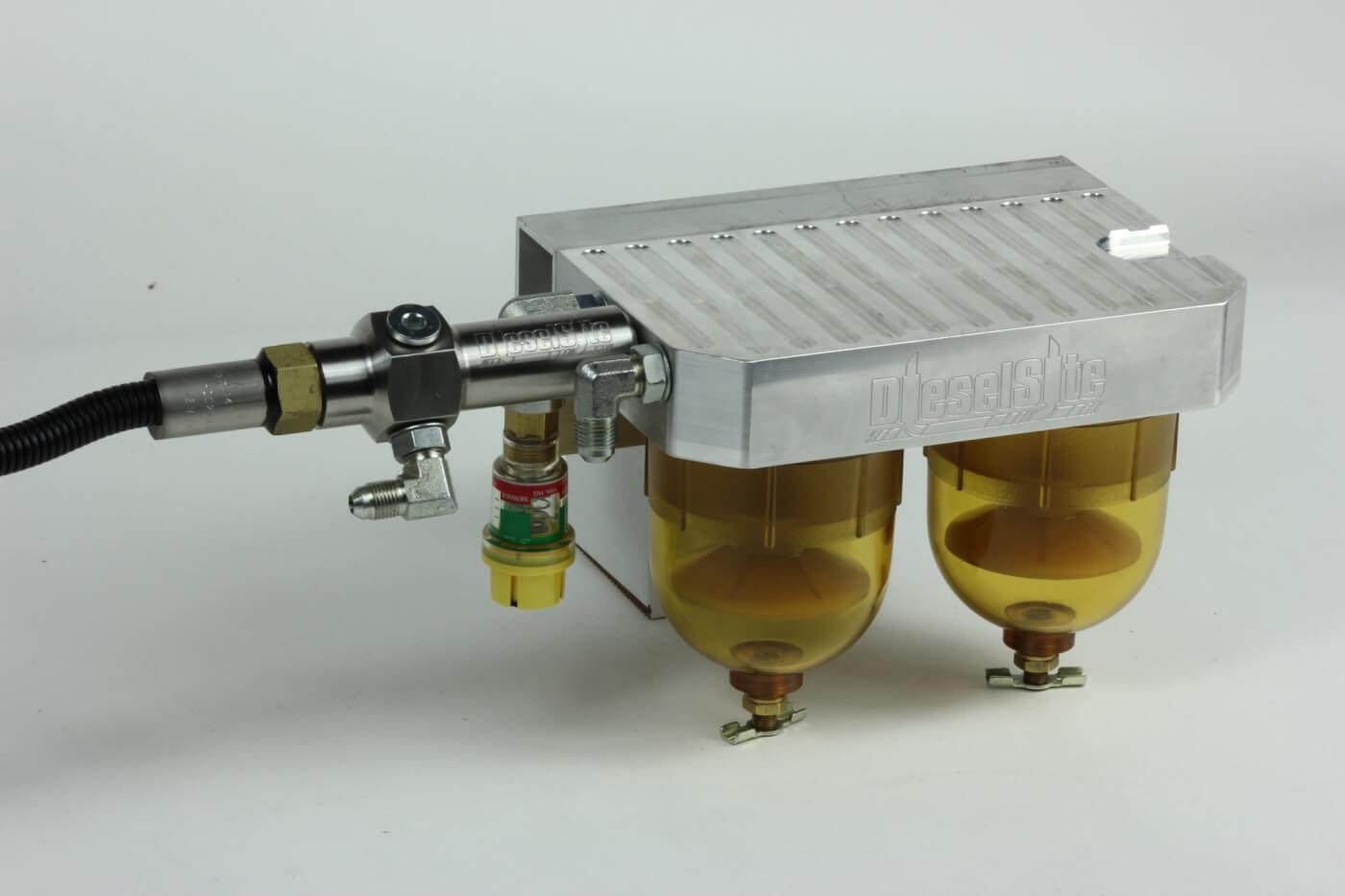 Dieselsite Fuel Heater