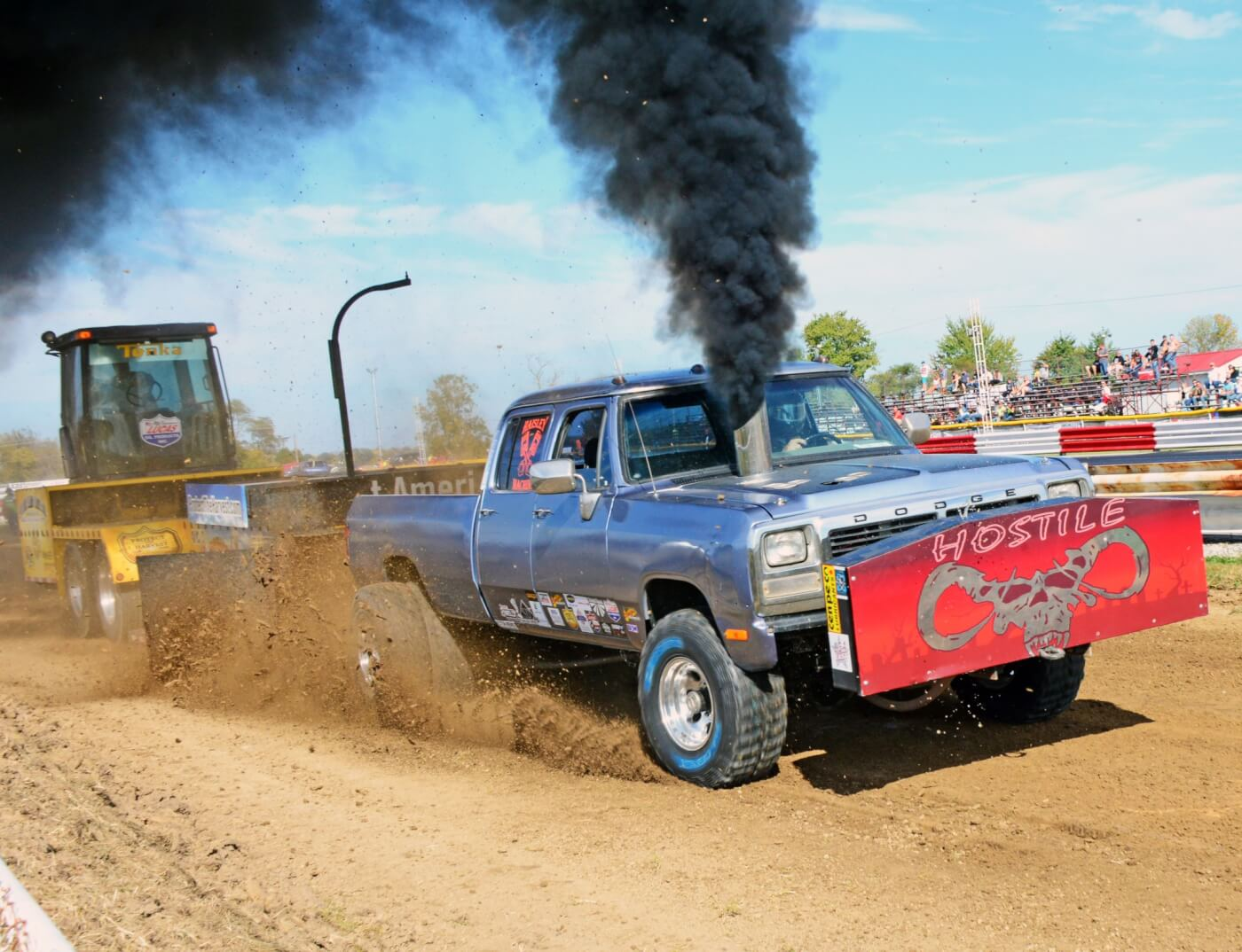 When you're making big power, you need an engine that's reliable. ARP fasteners are crucial to make your diesel engine better than stock: the engine keeps running as it puts down monster power on the track.