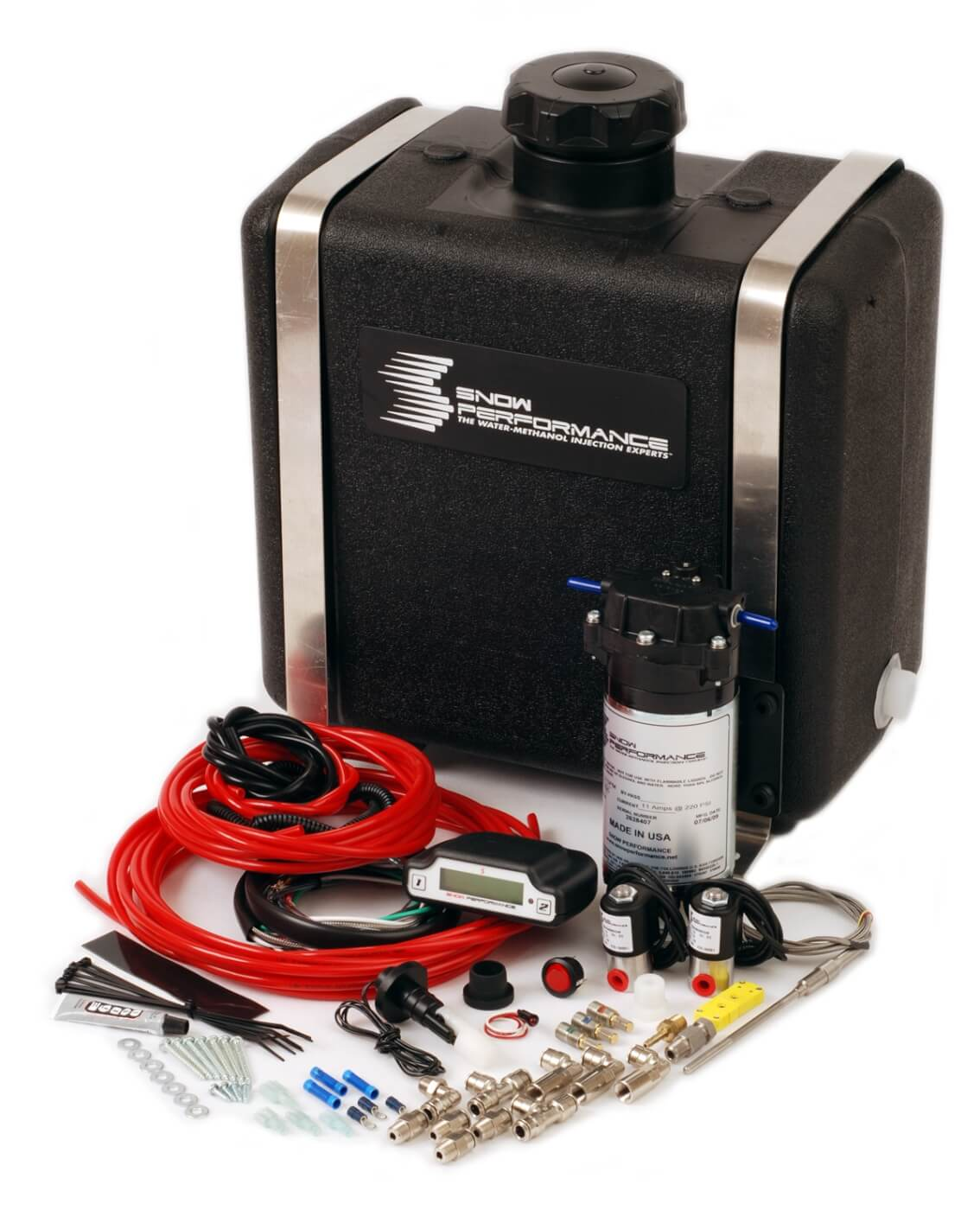 MPG-MAX H2O Injection System for Diesel Pusher RVs