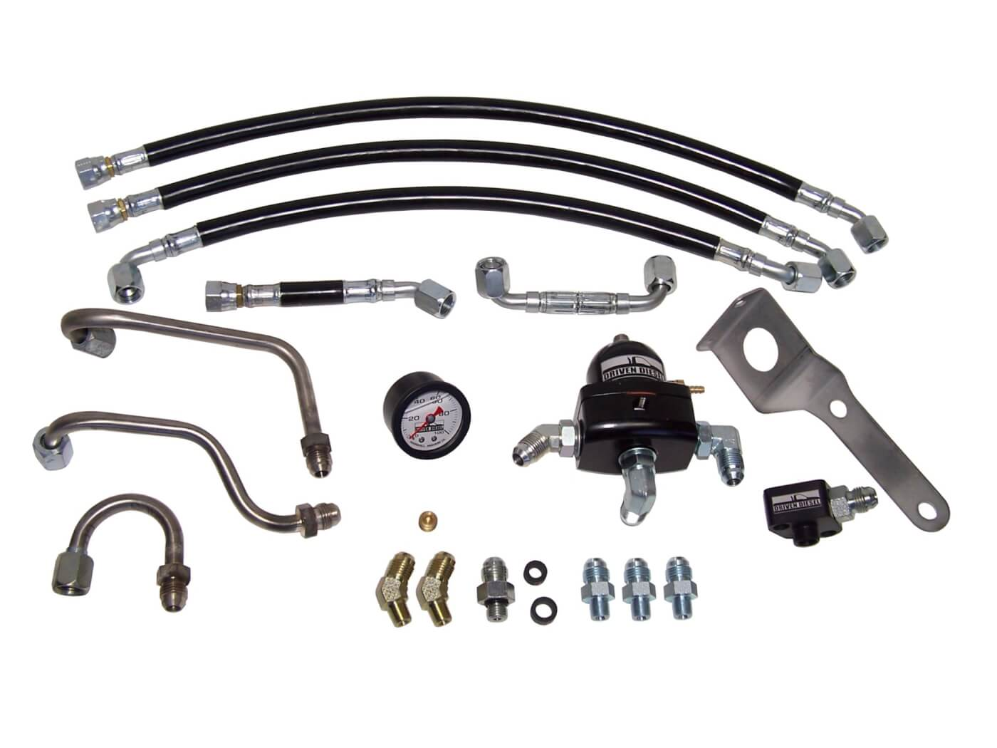 Return Fuel System for the '99-'03 Ford 7.3L Power Stroke