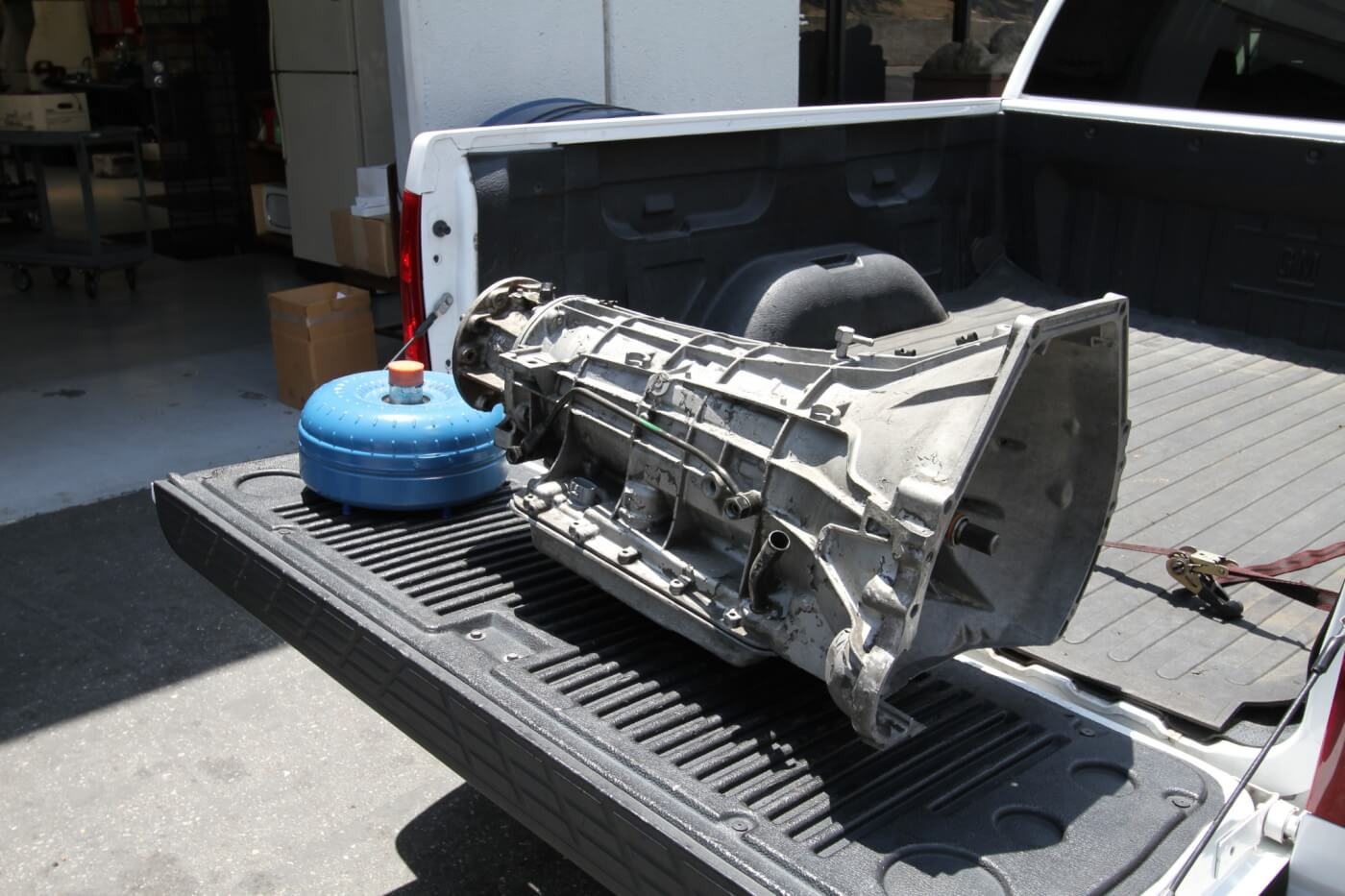One tough tranny a mid level ford transmission rebuild here is our better than new ford 4r100 transmission remac ships its transmission sciox Gallery