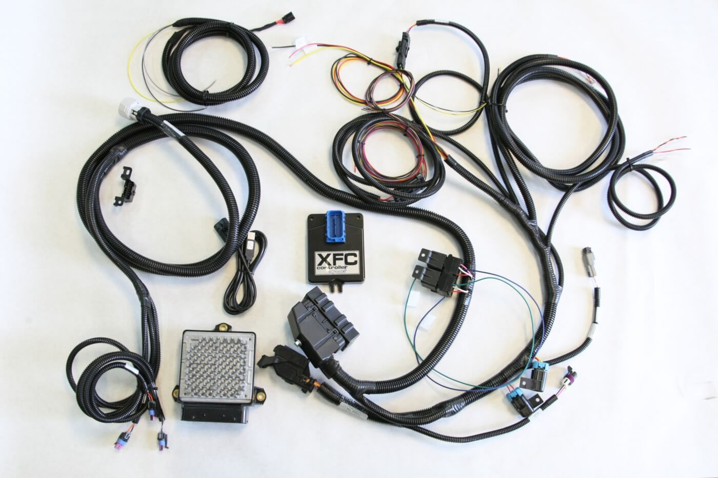 New Products: sel Swaps! Everything You'll Need to Pull Off a ... on duramax conversion fuel tank, duramax standalone harness, cummins conversion wiring harness, toyota conversion wiring harness, duramax swap harness,