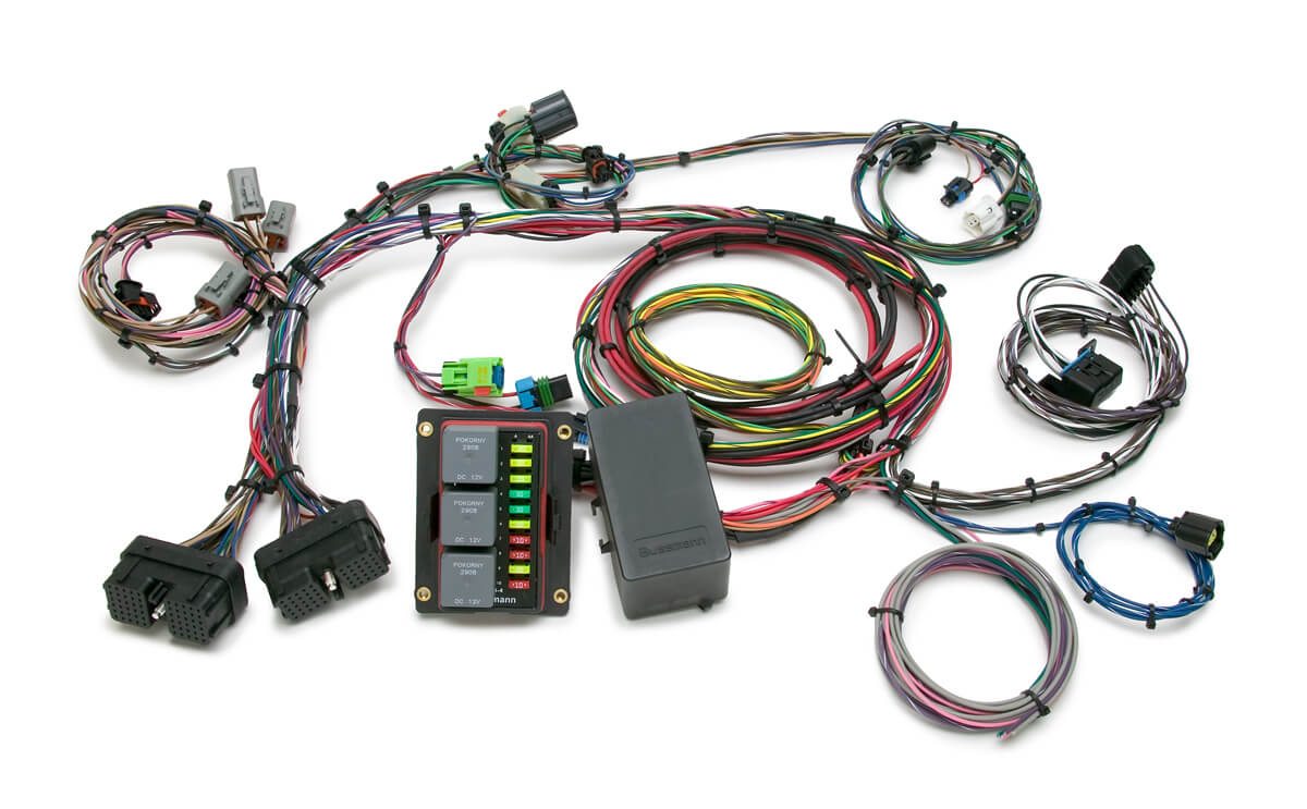 Ford 1g To 3g Alternator Wiring Harness
