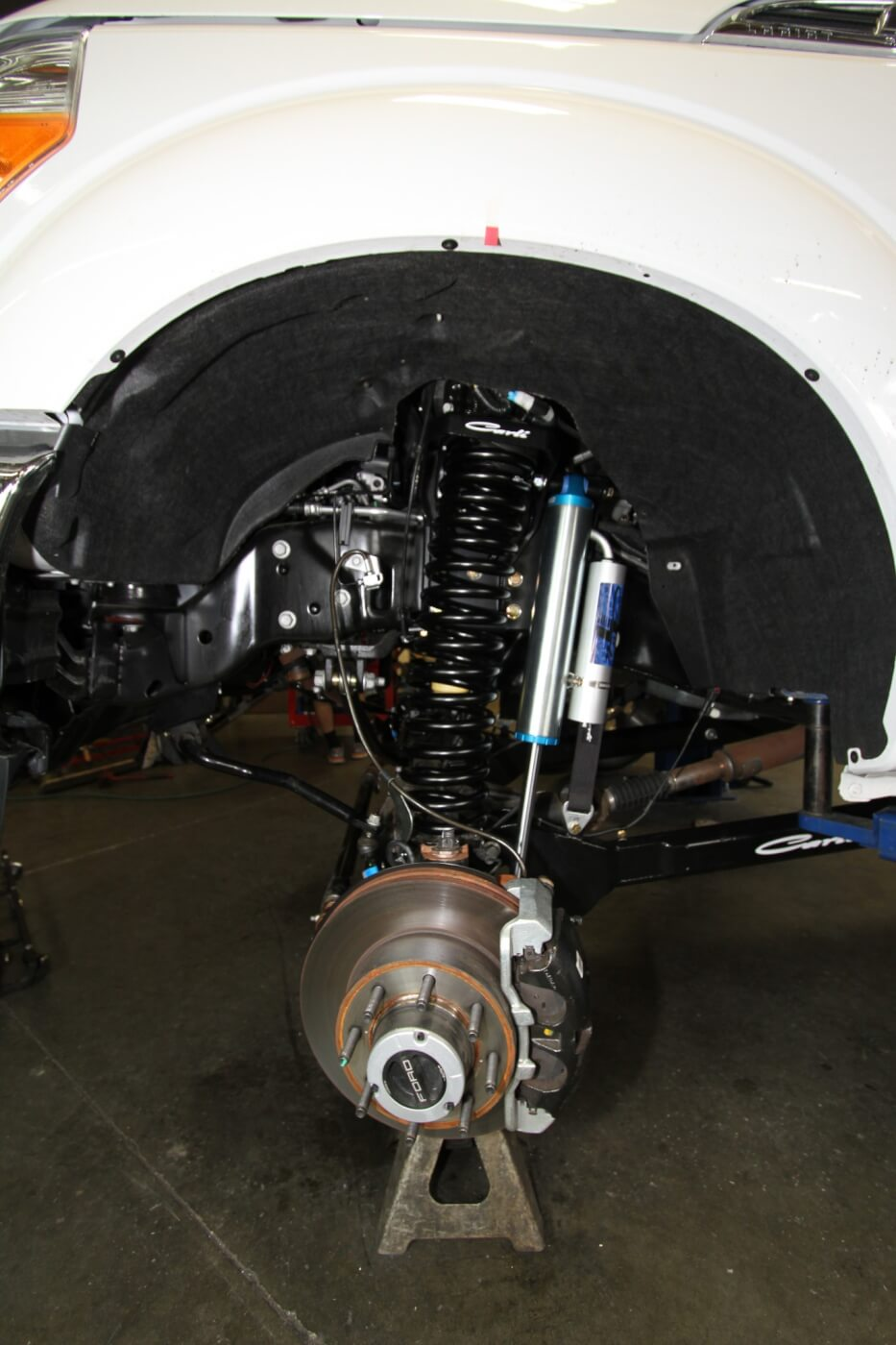 1997 ford f250 diesel front suspension