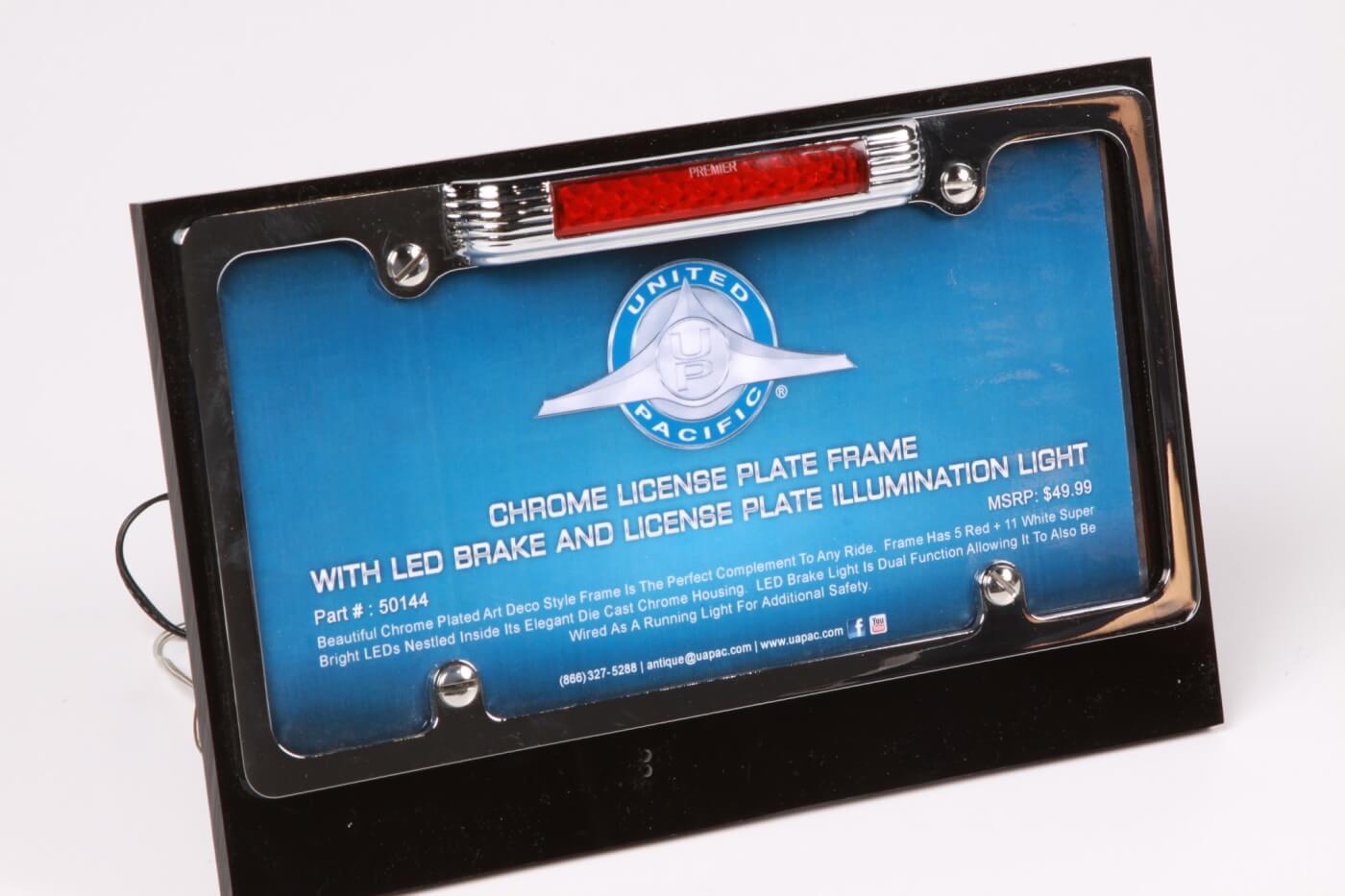 LED Plate Frame