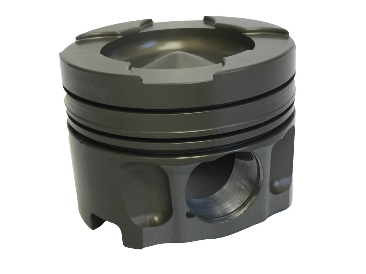 CP-Carrillo High-Performance Diesel Pistons for Duramax Applications
