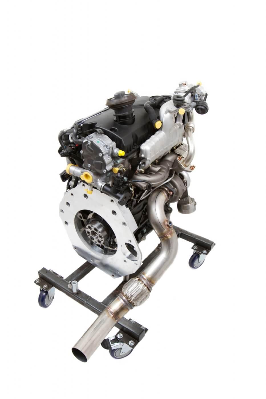 Diesel Torque for TJ Jeeps