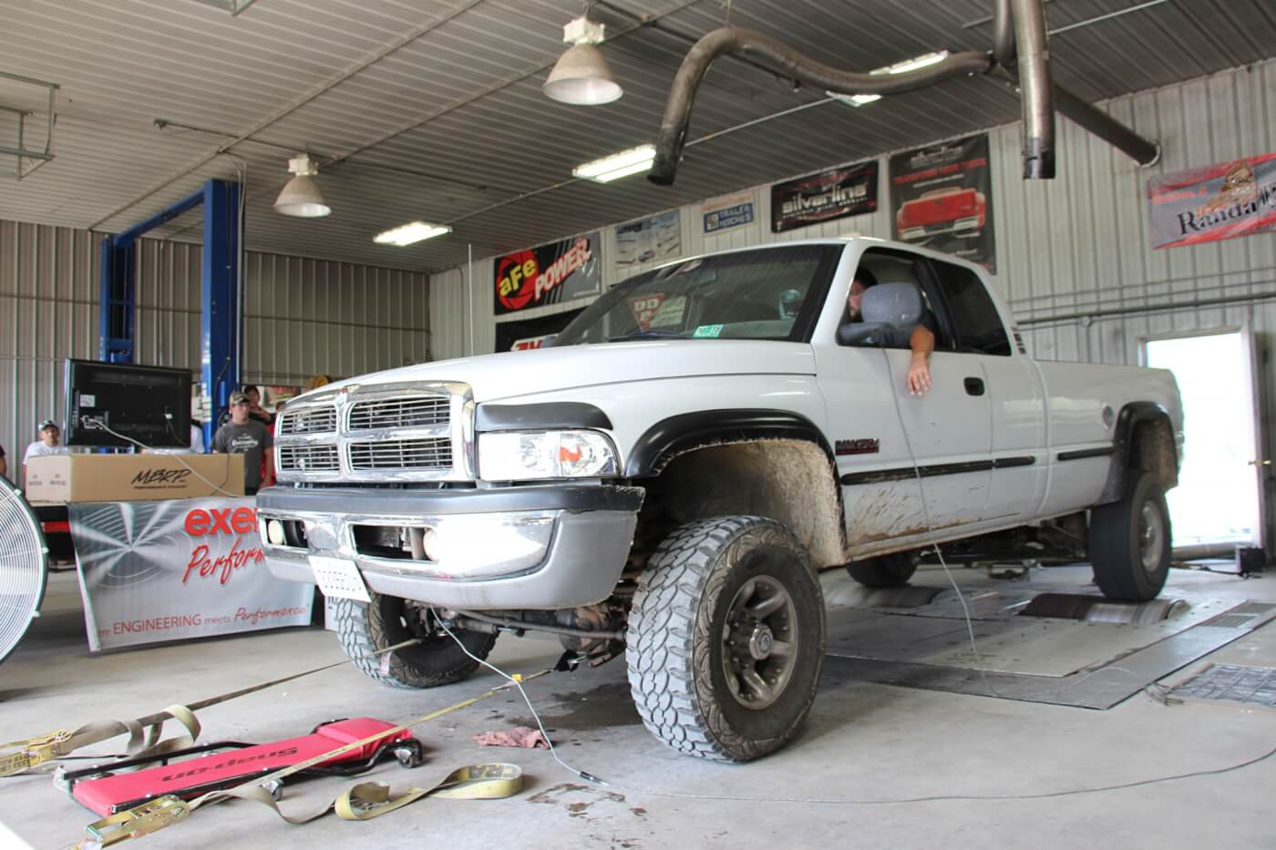 567-HP DODGE Daily Driven Trucks