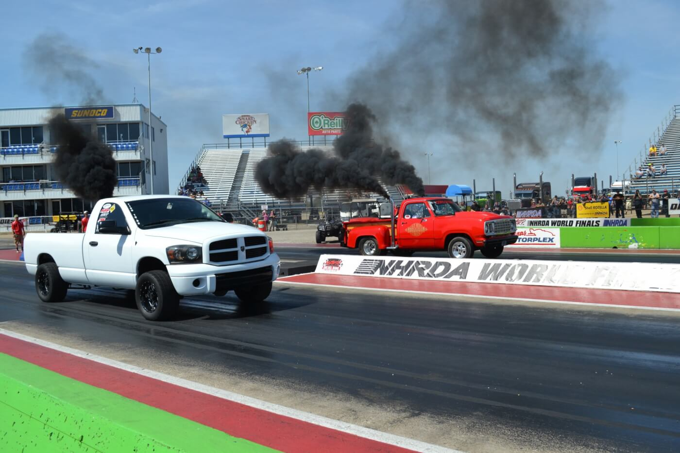 """The NHRDA's 10.90 Index class was also a very competitive category, with Max Kirtley in the """"Little Red Cummins Express"""" taking the win in the finals with a 10.91-second time."""