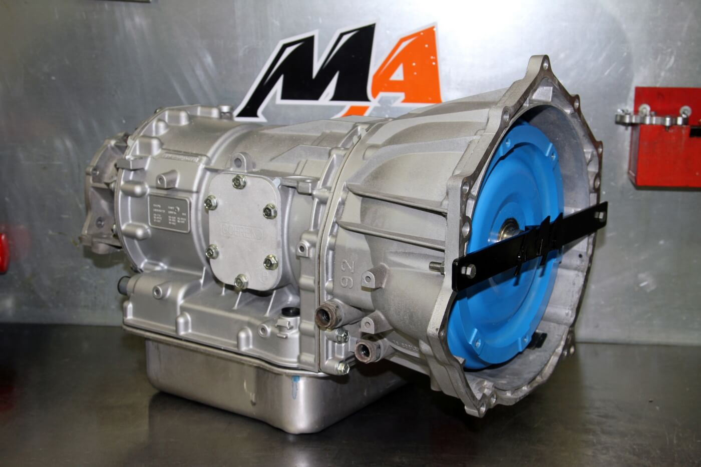 The MA450 Allison transmission from Merchant Automotive is a great upgrade  for Duramax truck owners interested