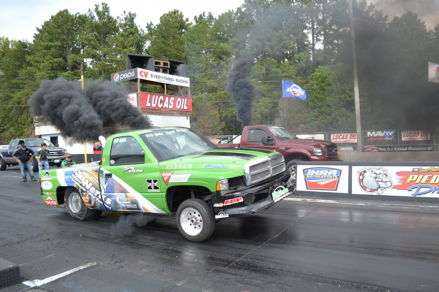 Fastest Stock Diesel Truck >> Guide: How to Build a Race Truck