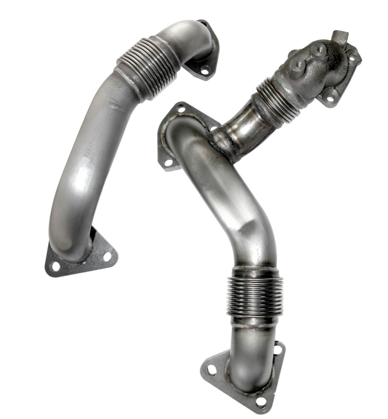 PPE Stainless Steel Duramax OEM Up-Pipes
