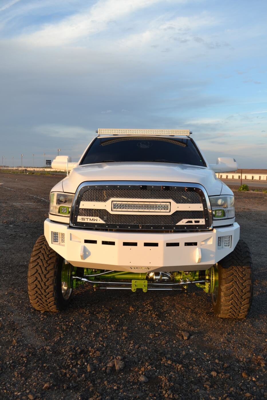 lifted pickups