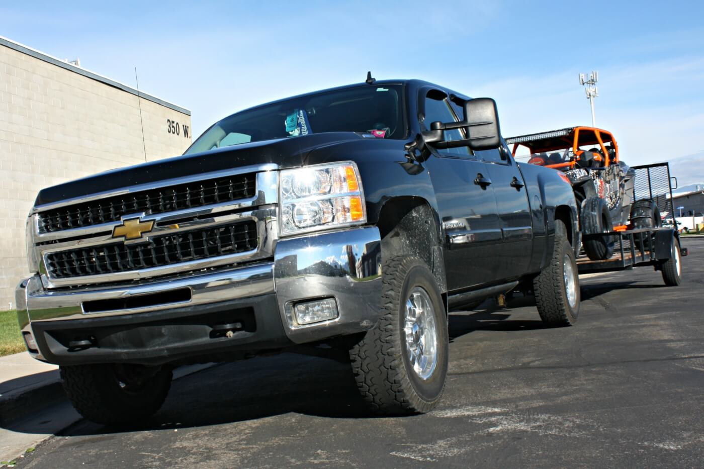 The 2007.5-2010 LMM Duramax was the first generation of Duramax to be equipped with the new emissions regulated Diesel Particulate Filter in the exhaust system, which helps reduce smoke and emissions expelled from the tailpipe. In the early years, this was thought to be the death of diesel performance, but with time, the aftermarket caught up and better towing performance and horsepower is now just a few bolt-on parts away.
