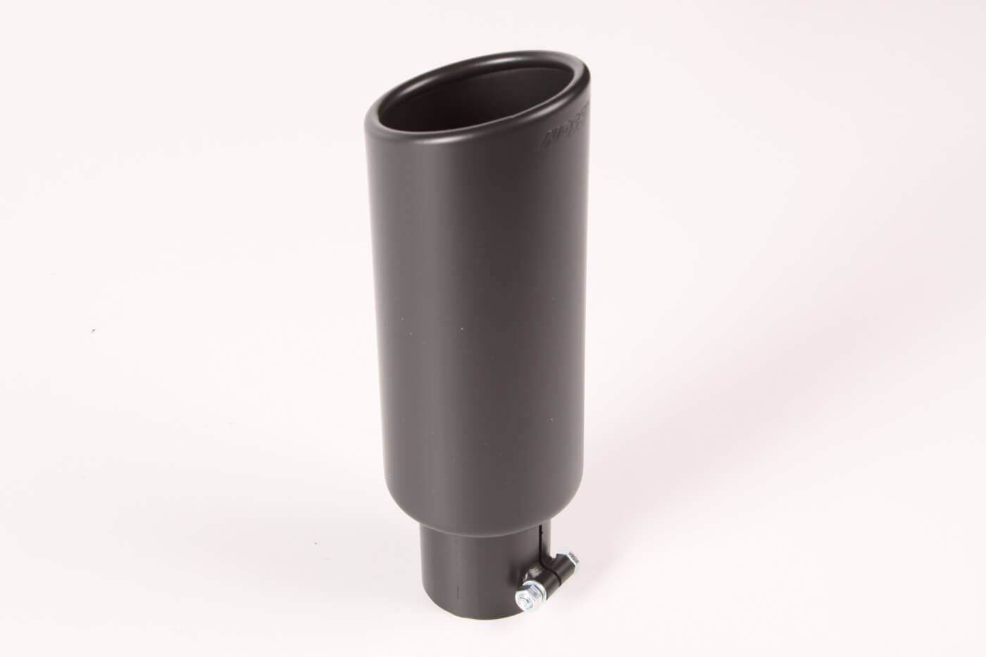 Universal Black Stainless Exhaust Tip