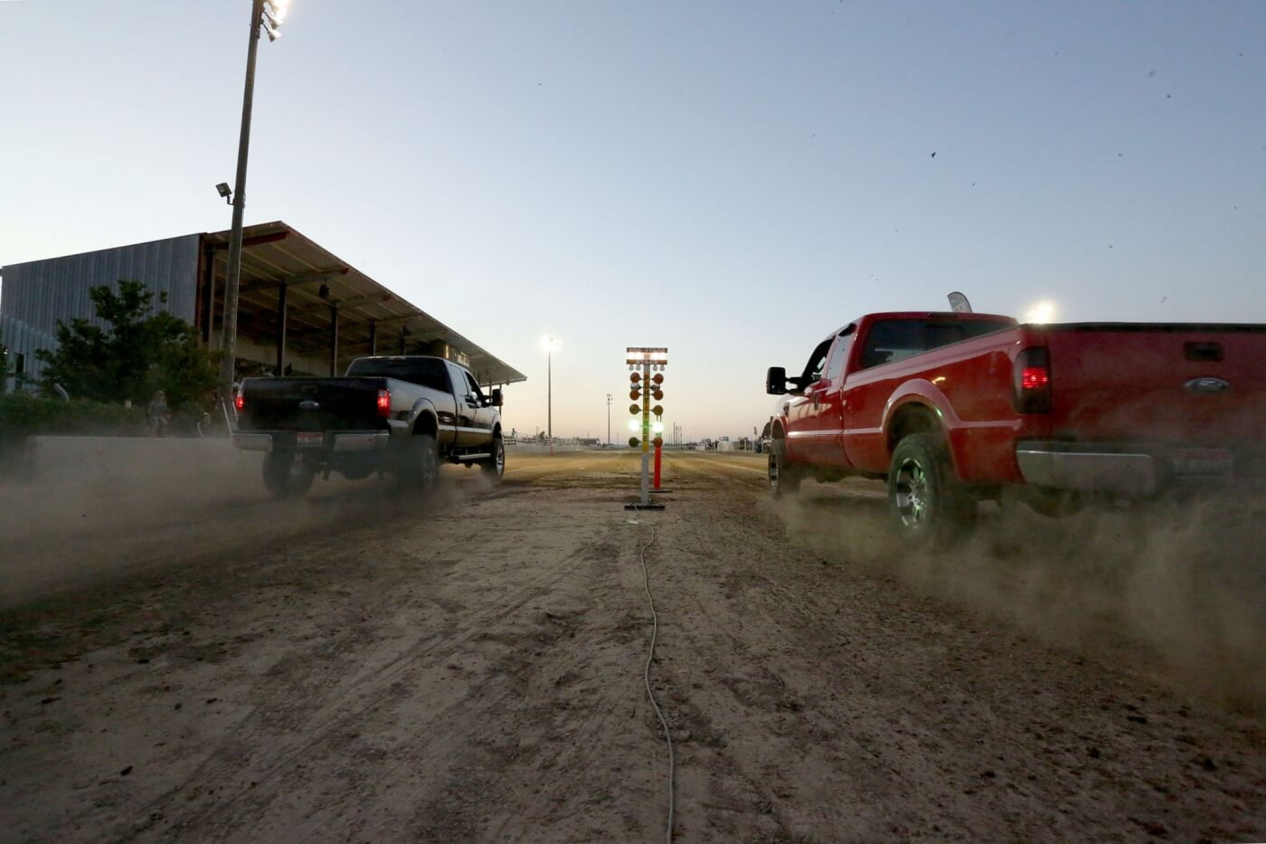 The Dog Days Dirt Drags have become a staple at the event and are always a crowd favorite. If you think 500+ horsepower on asphalt is fun, try it on the dirt when traction is limited—this is where true driving skills really shine.