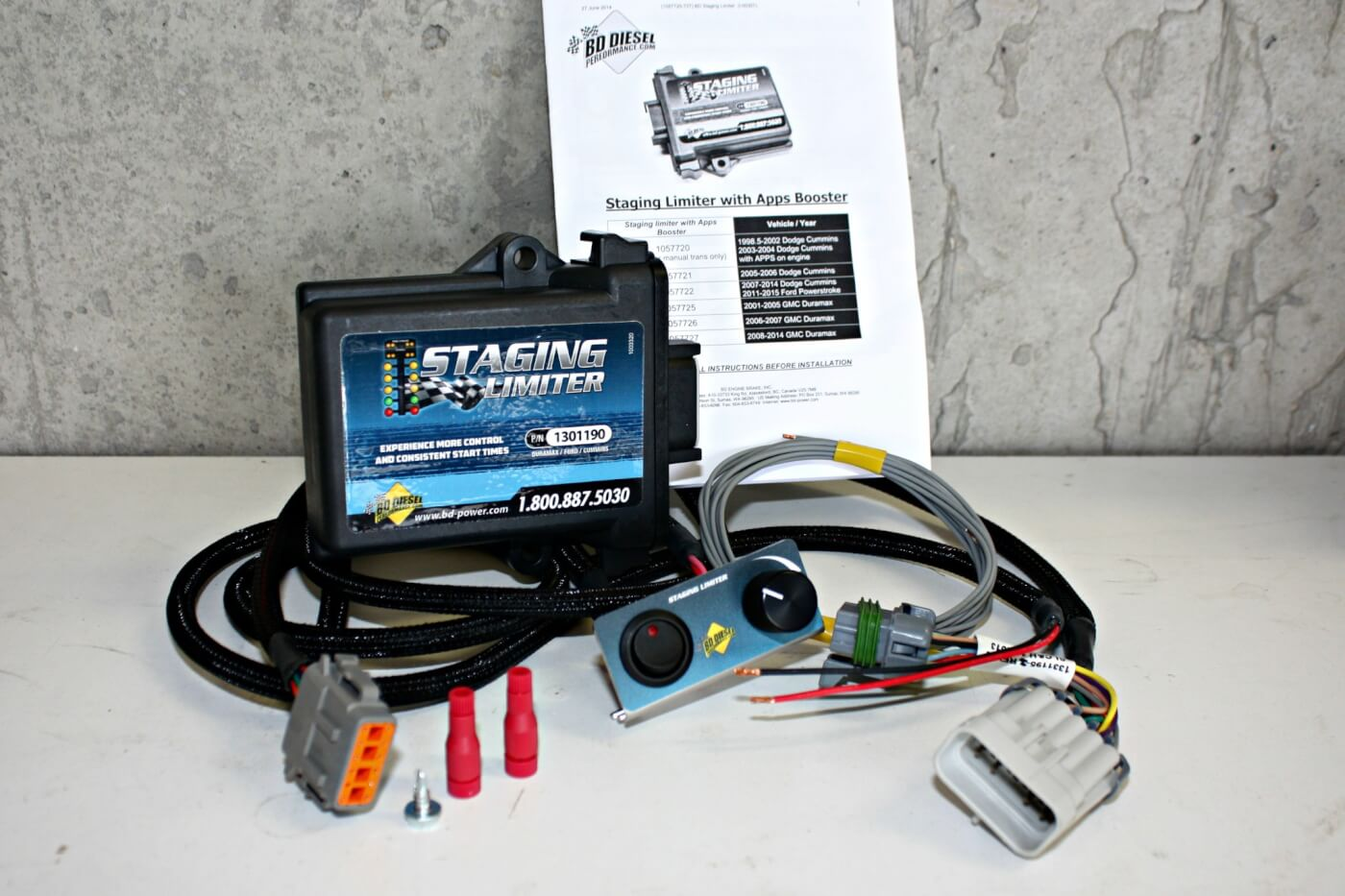 Launch Control Bd Staging Limiter Electronic Throttle Wiring Harness The Module Is A Simple Plug N Play Install That Can