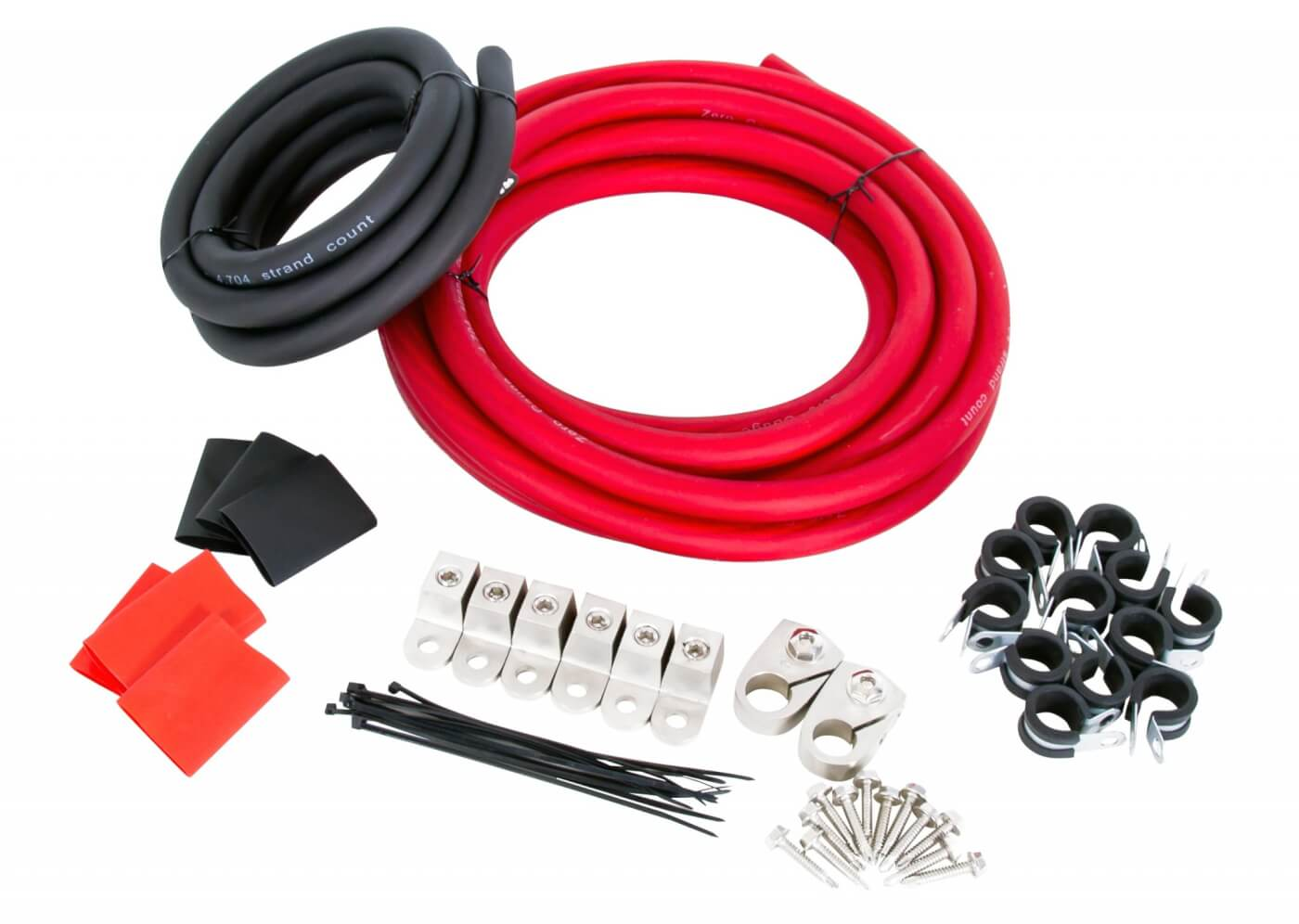 BATTERY RELOCATION CABLE KIT