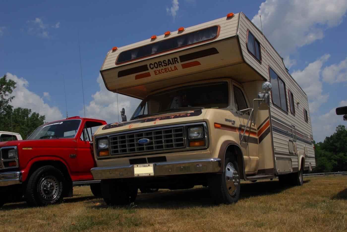 1989 ford econoline 350 mpg