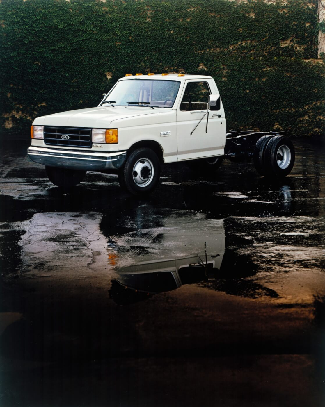Fords 1st Diesel Pickup Engine 1986 Dodge Ram D250 Pictures Only The Idi Powered F 350 Cab Chassis Was One Of Most Popular