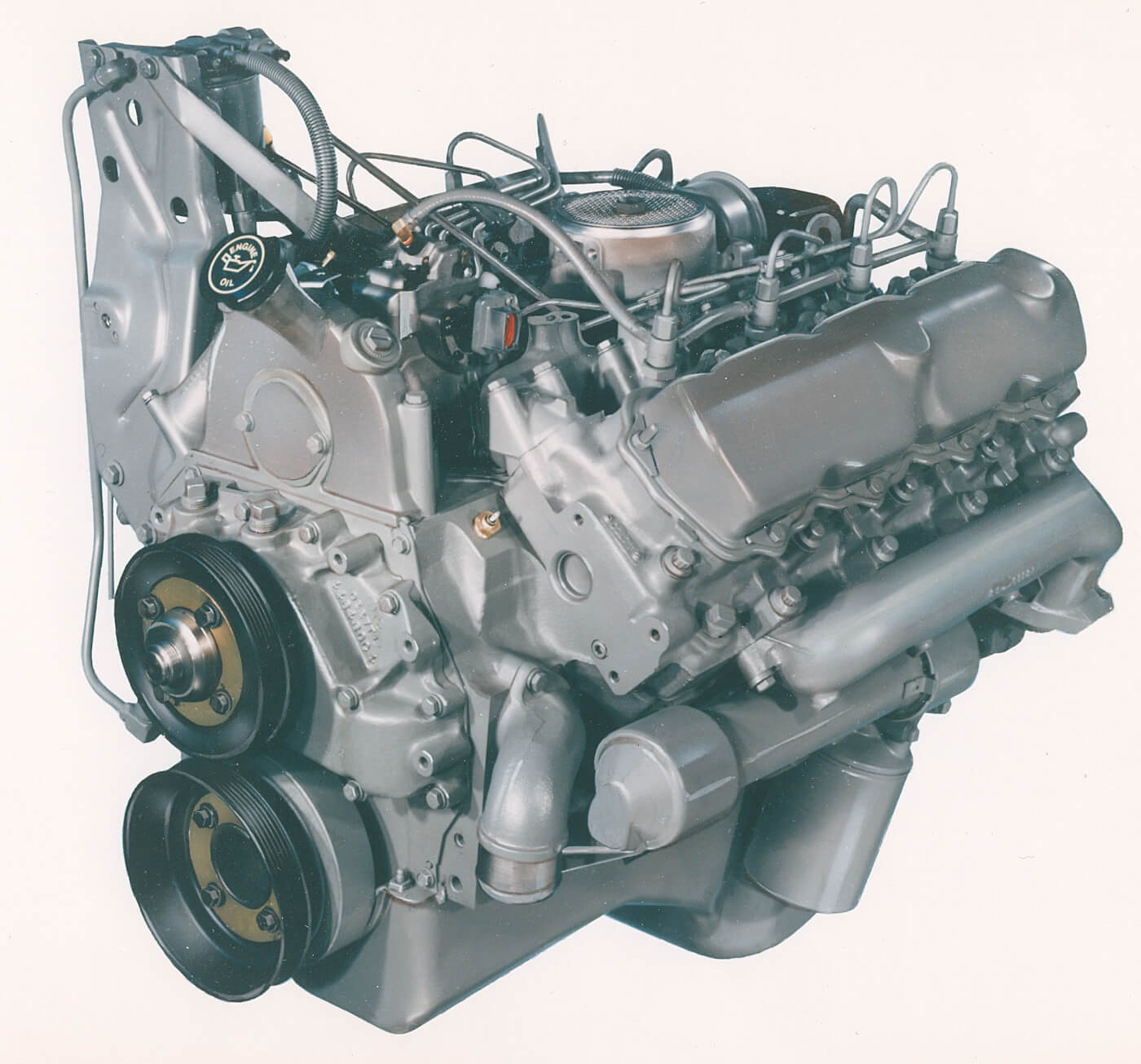 7.3 Powerstroke Specs >> Ford S 1st Diesel Pickup Engine