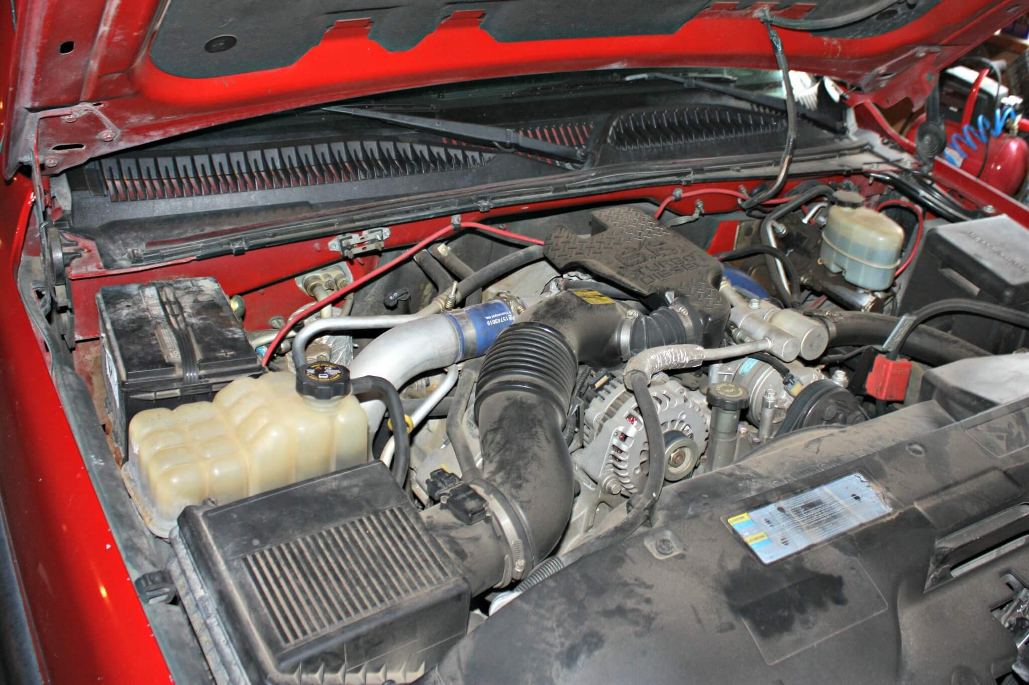 The LB7 Duramax has proven to be a solid and reliable engine platform,