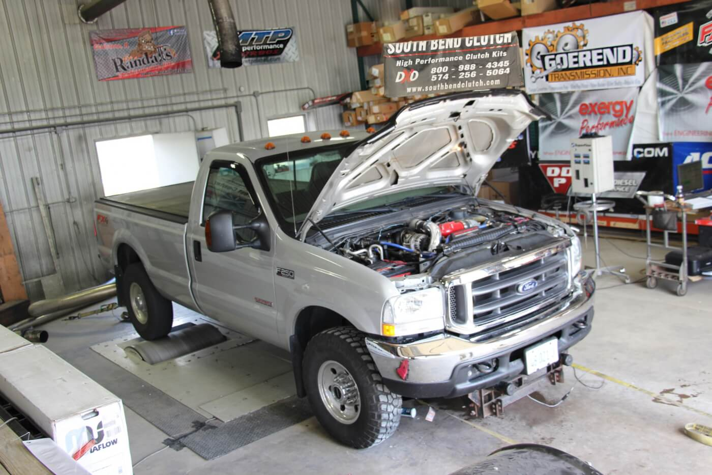 685-HP FORD Daily Driven Trucks